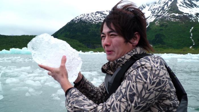 10(氷河の氷)