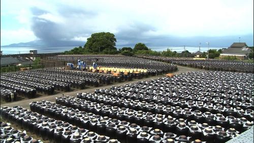 黒酢の壺畑(鹿児島) copy