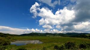 ①八島ヶ原湿原全景